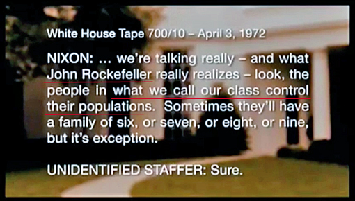 Republican President Richard Nixon White House Tapes - Part 4