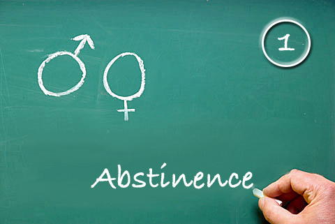 Abstinence!