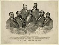 First Black United States Congressmen