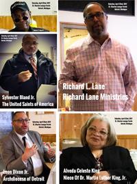 Reaching Black Pastors in Detroit, Michigan.