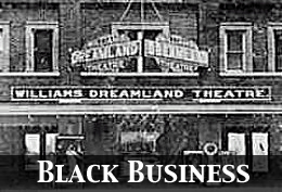 Black Wall Street Black Business