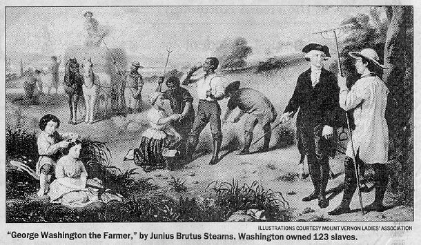 an introduction to the issue of slavery by george washington George washington, also called father of his country, (born february 22   residuary heir of his estate should his daughter, sarah, die without issue  he  had to manage the 18 slaves that came with the estate and others he   introduction & quick facts childhood and youth prerevolutionary military and  political career.