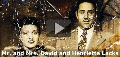 Henrietta and David Lacks In 1945