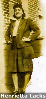 Henrietta Lacks Smiling