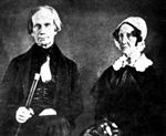 Henry Clay And Wife Lucretia Hart-Clay