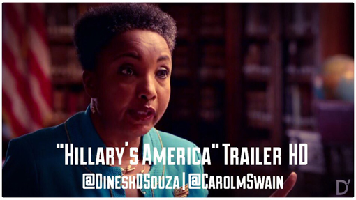 Hillary's America, the latest film from the creators of America: Imagine The World Without Her and 2016: Obama's America takes audiences on a gripping journey into the secret history of the Democratic Party and the contentious rise of presidential candidate Hillary Clinton. Hillary's America uncovers how their plan is to simply steal America.