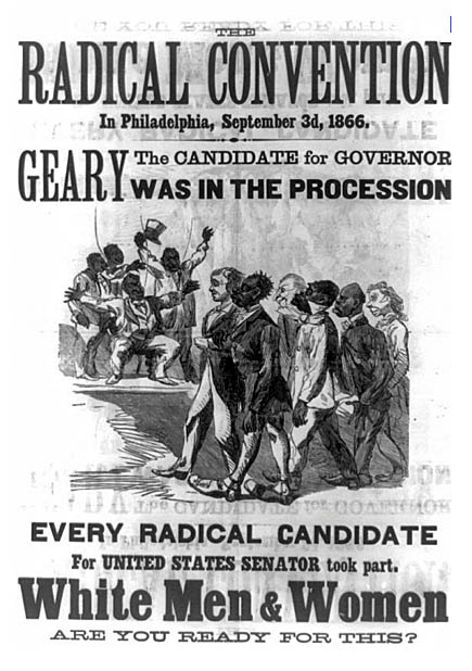 The Radical Republican Convention of 1866