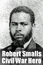 Robert Smalls As A Young Man