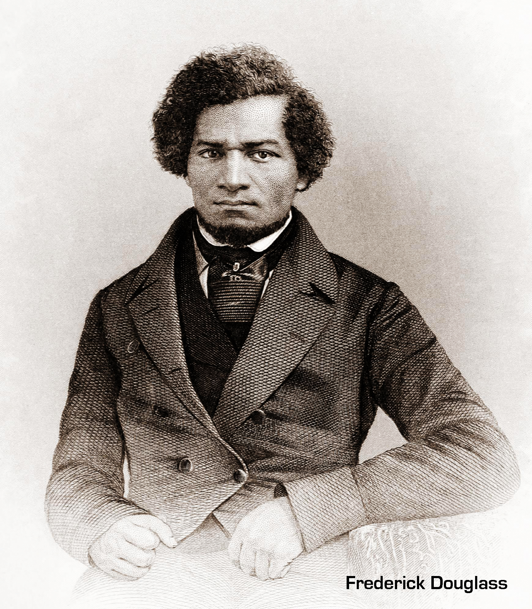 A Young Frederick Douglass